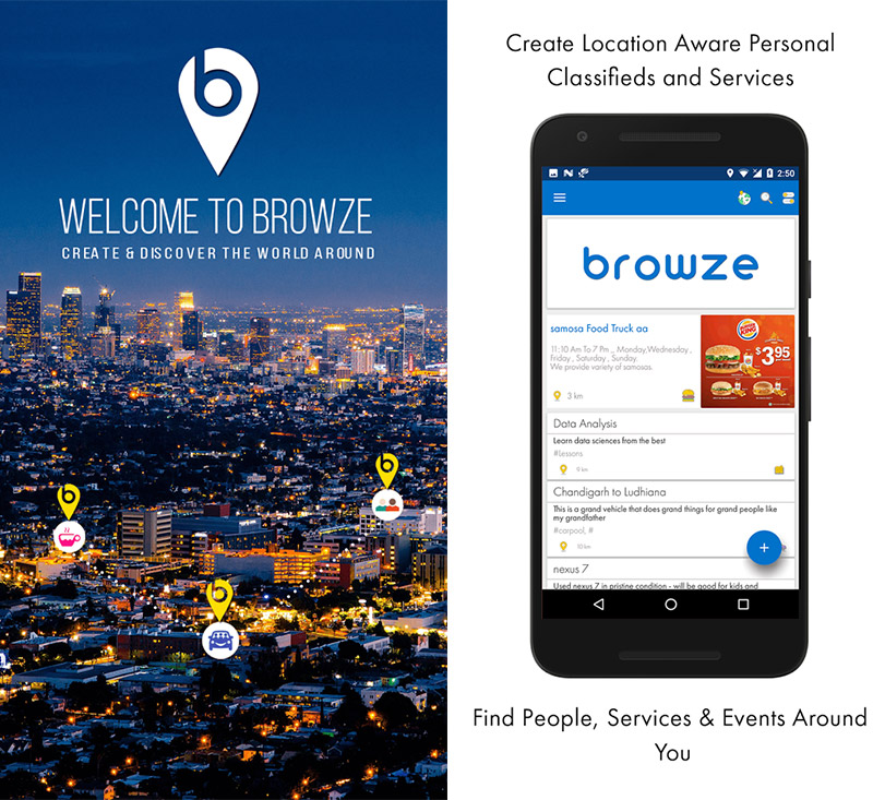 browze.co app portfolio big