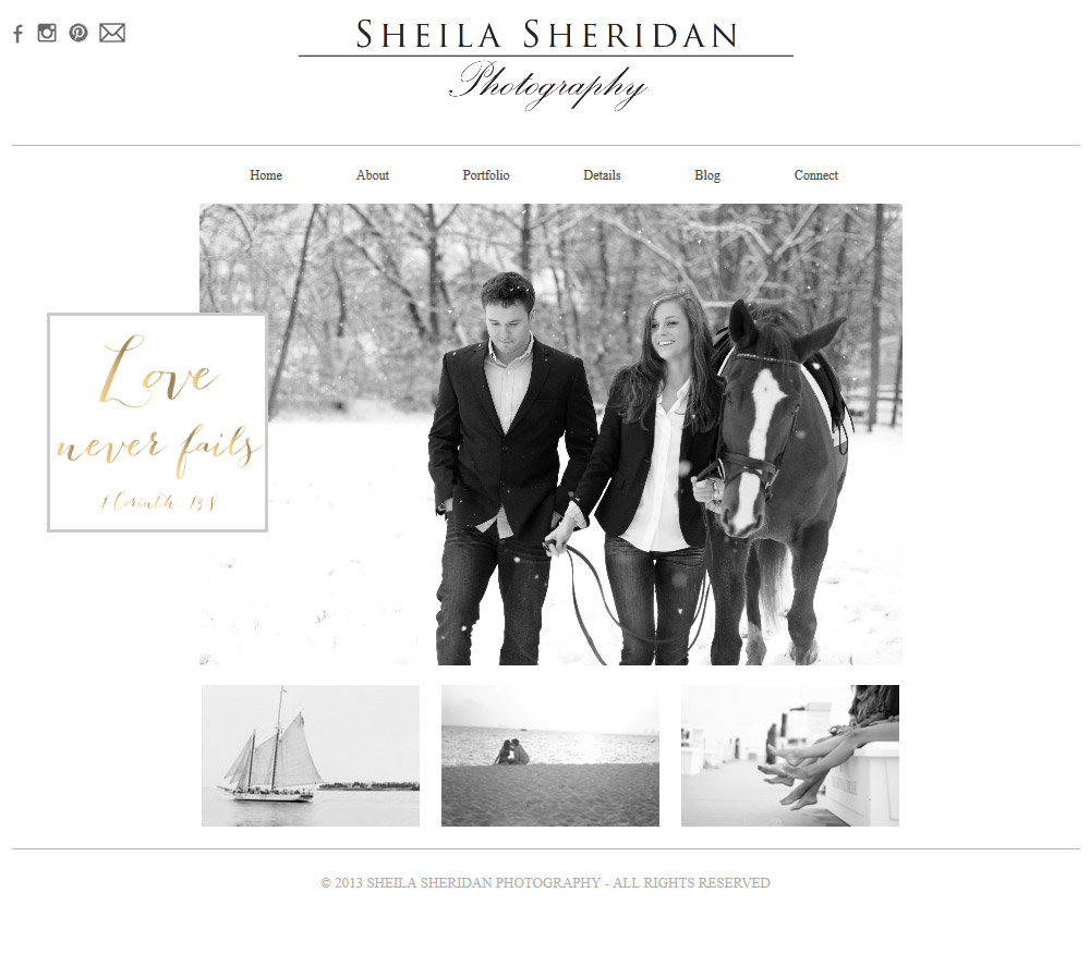 sheilasheridan photography portfolio big