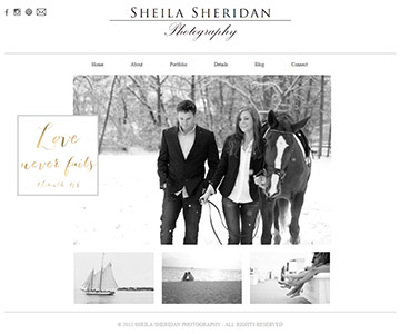 sheilasheridan photography portfolio small