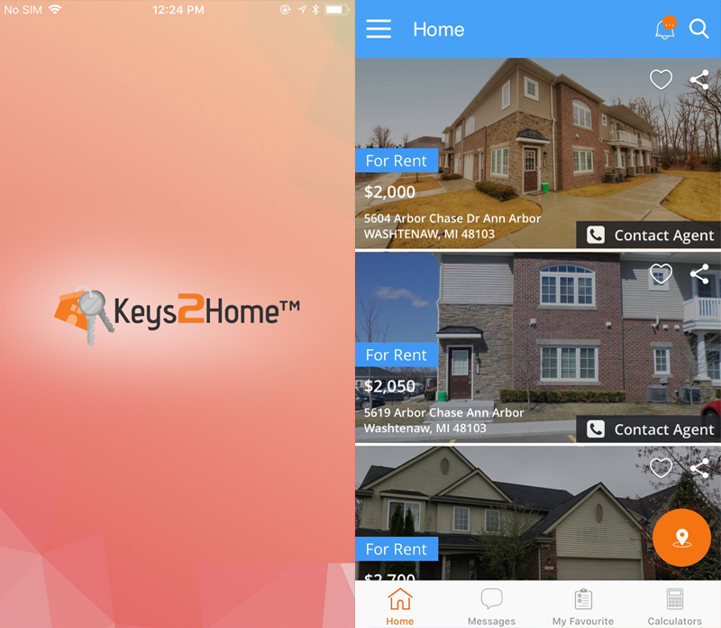 keys2home app portfolio big